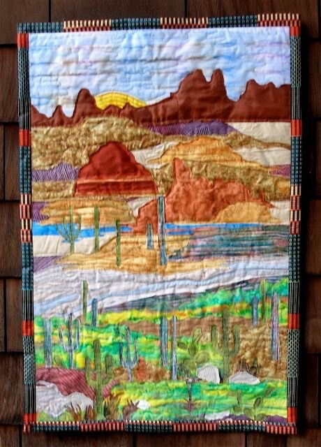 Quilt History - 15