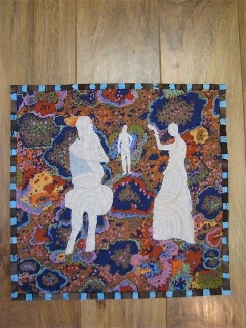 Quilt History - 110