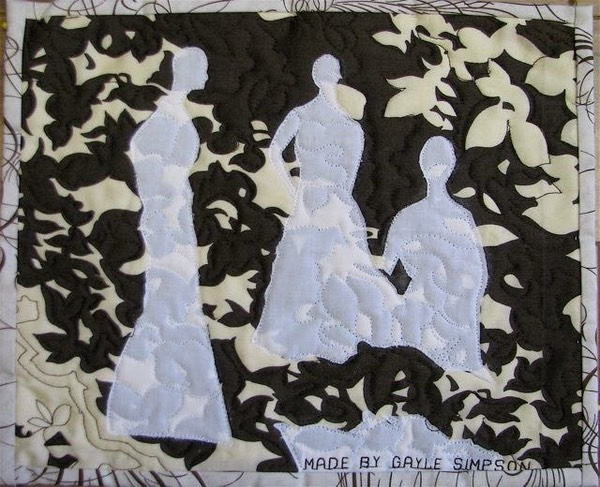 Quilt History - 111